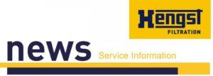 Зміна технології виробництва HD фільтрів від HENGST