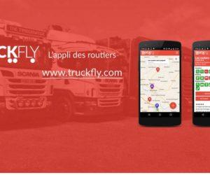 Компания Мишлен приобретает мобильное приложение Truckfly