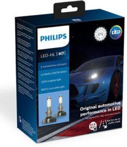 Новое поколение ламп X-tremeUltinon от Philips со светодиодными OEM-чипами
