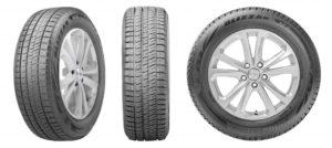 Компания Bridgestone обновляет свою линейку шин к зиме