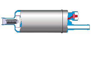 Motorservice о засоренных фильтрах в электрических топливных насосах