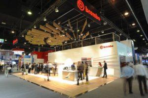 Brembo представила «х» фактор на выставке Automechanika