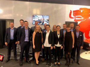 Компания JP Group A/S благодарит партнеров за посещение выставки Automechanika Frankfurt