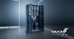Automechanika 2018: Wolf сообщает о создании Smart Oil Cabin