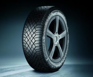 Continental представила нові зимові шини VikingContact 7