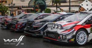 Automechanika 2018: Wolf избрана официальным партнером по смазочным материалам чемпионата мира по ралли
