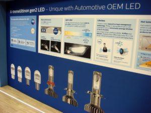 Новая светодиодная линейка ламп головного света XtremeUltinon Gen2 +250% от Philips
