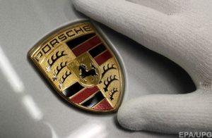 Porsche зобов'язали виплатити штраф через дизельний скандал