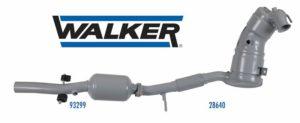 Новая система нейтрализации отработавших газов Walker® от Tenneco