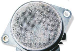 Сенсоры воздушных масс от Motorservice - неисправности, повреждения и проверка