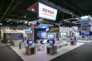 Взгляд в яркое будущее компании DENSO на выставке Automechanika 2018