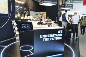 Компания Gates на выставке на Automechanika