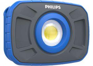 Новые профессиональные светодиодные фонари для автомастерских от Philips