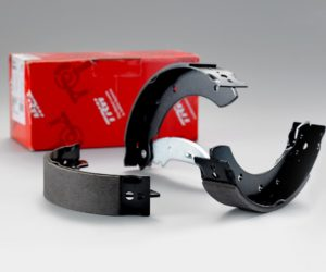 TRW представляет новые тормозные колодки в чёрном цвете