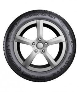 Всесезонні шини Continental отримали найвищий рейтинг ADAC