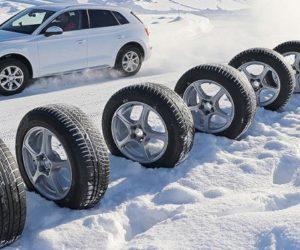 Зимовий тест шин 2018 Auto Bild: кращі 10 покришок для SUV/4X4