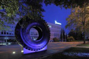 В Польше расширяется завод Michelin