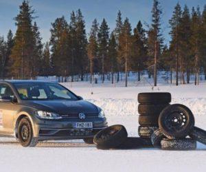 Тест зимових шин для легкових авто від AUTO EXPRESS