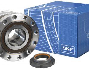 Компания SKF обновила ассортимент подшипников и ступичных узлов