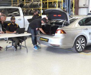 Continental ввела в експлуатацію перший робомобіль для шинних тестів