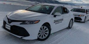 Нові шини для холодної зими від Bridgestone