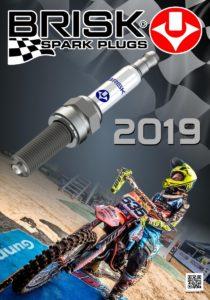 Календар фірми BRISK на 2019 рік