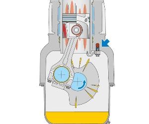 Повреждения в результате обкатки двигателя на режиме холостого хода от Motorservice