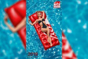 Календар Febi на 2019 рік
