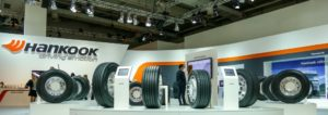Компанія Hankook готується до презентації нових шин