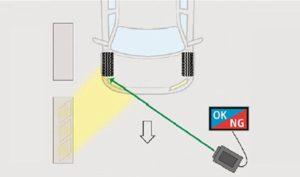В Японии презентовали систему распознавания зимних шин