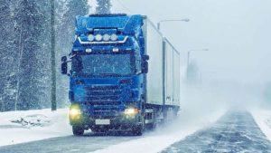 В Норвегии намерены ужесточить требования к зимним шинам на грузовом транспорте
