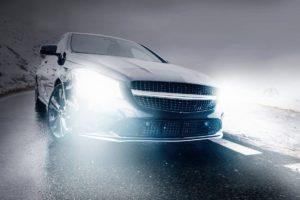 Новые лампы для автомобильных фар Philips WhiteVision Ultra