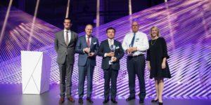 Webasto получила награду в категории Efficient Dynamics
