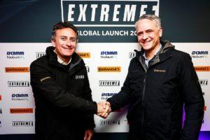 Continental - один із організаторів гоночної серії позашляхових електромобілів Extreme E