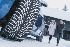 Новая зимняя шина премиум-класса для легких грузовиков Nokian