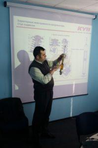 KYB приглашает на обучающие семинары
