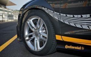 Шини Continental визнано найкращими за версією Auto Zeitung