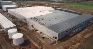 Nokian Tyres продовжує будівництво заводу в США