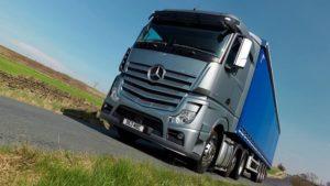 Министерство транспорта в Британии планирует запретить грузовые шины старше 10 лет