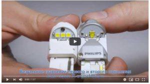Сигнальные лампы Philips X tremeUltinon Gen2