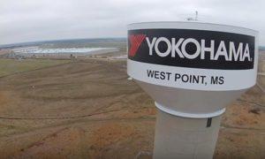 Компания Yokohama скорректировала мощности завода в США
