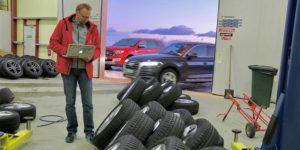 Тестування кращих всесезонних шин для позашляховиків