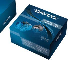 Dayco: Фокус на ремне