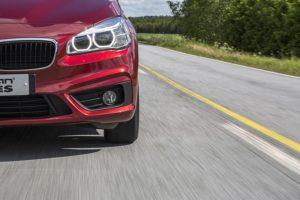 Зимние шины летом - неэкономно и небезопасно