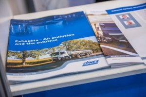 Нові рішення для систем вихлопних газів від Dinex
