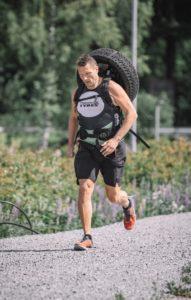 Нічні перегони Nokian Tyres IRONMAN 70.3 Finland