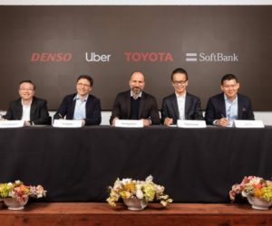 DENSO, Toyota и фонд SoftBank Vision инвестируют в Uber Advanced Technologies Group