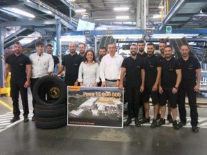 Continental: Португальский завод выпустил 15-миллионную самозаклеивающуюся шину