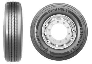 Continental делает названия грузовых шин более понятными и информативными