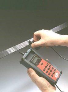 Gates: Правила использования акустического измерителя натяжения ремня STT-1